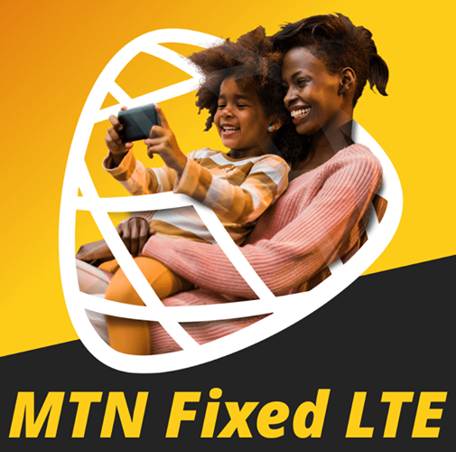 MTN Fixed LTE 100GB + 100GB